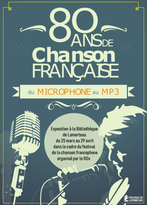 Chanson française A4